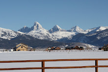 The beautiful Tetons