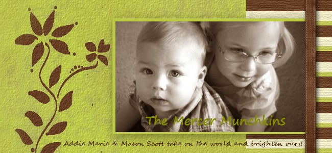 The Mercer Munchkins