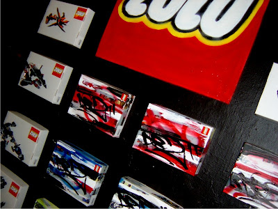 LEGO GRAFFITI