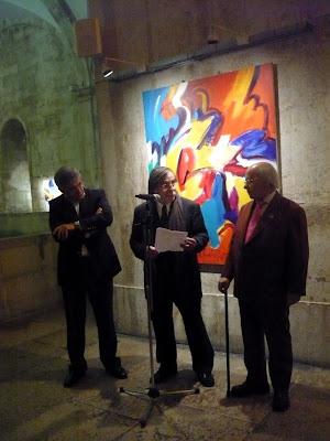 Pedro Inácio, Álvaro Lobato de Faria e Hilário Teixeira Lopes