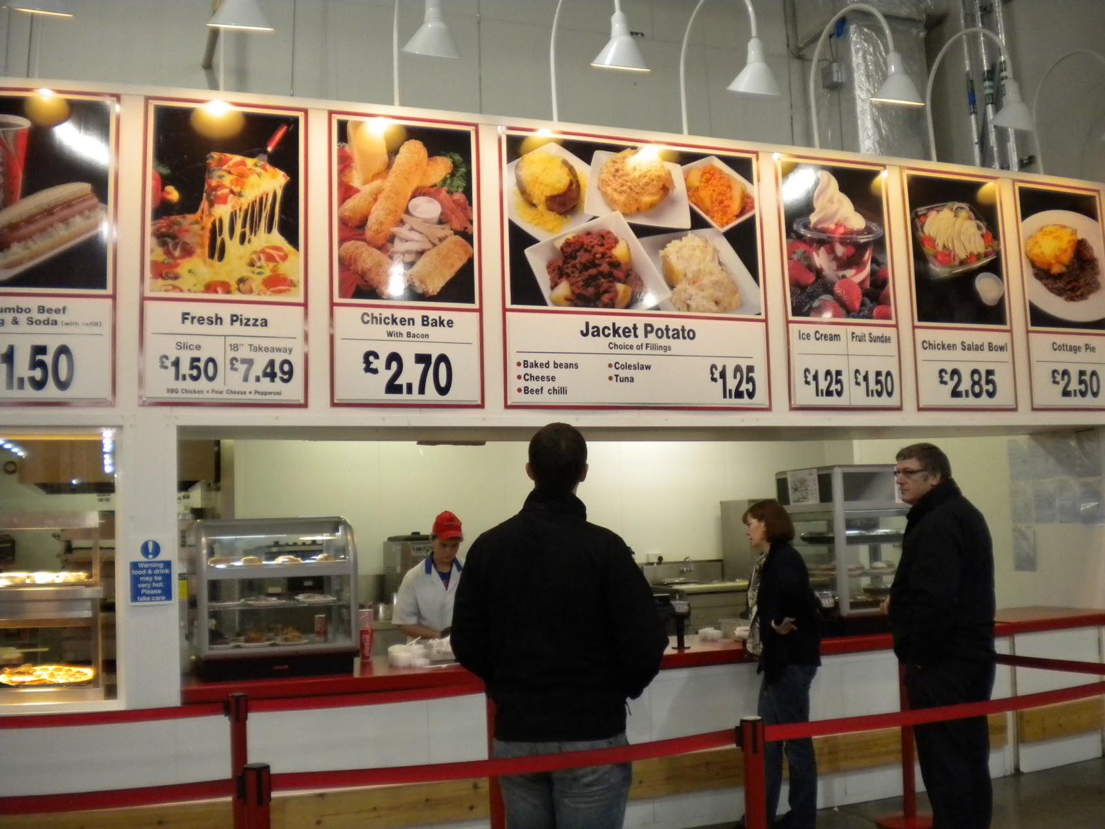 Food Court Croydon