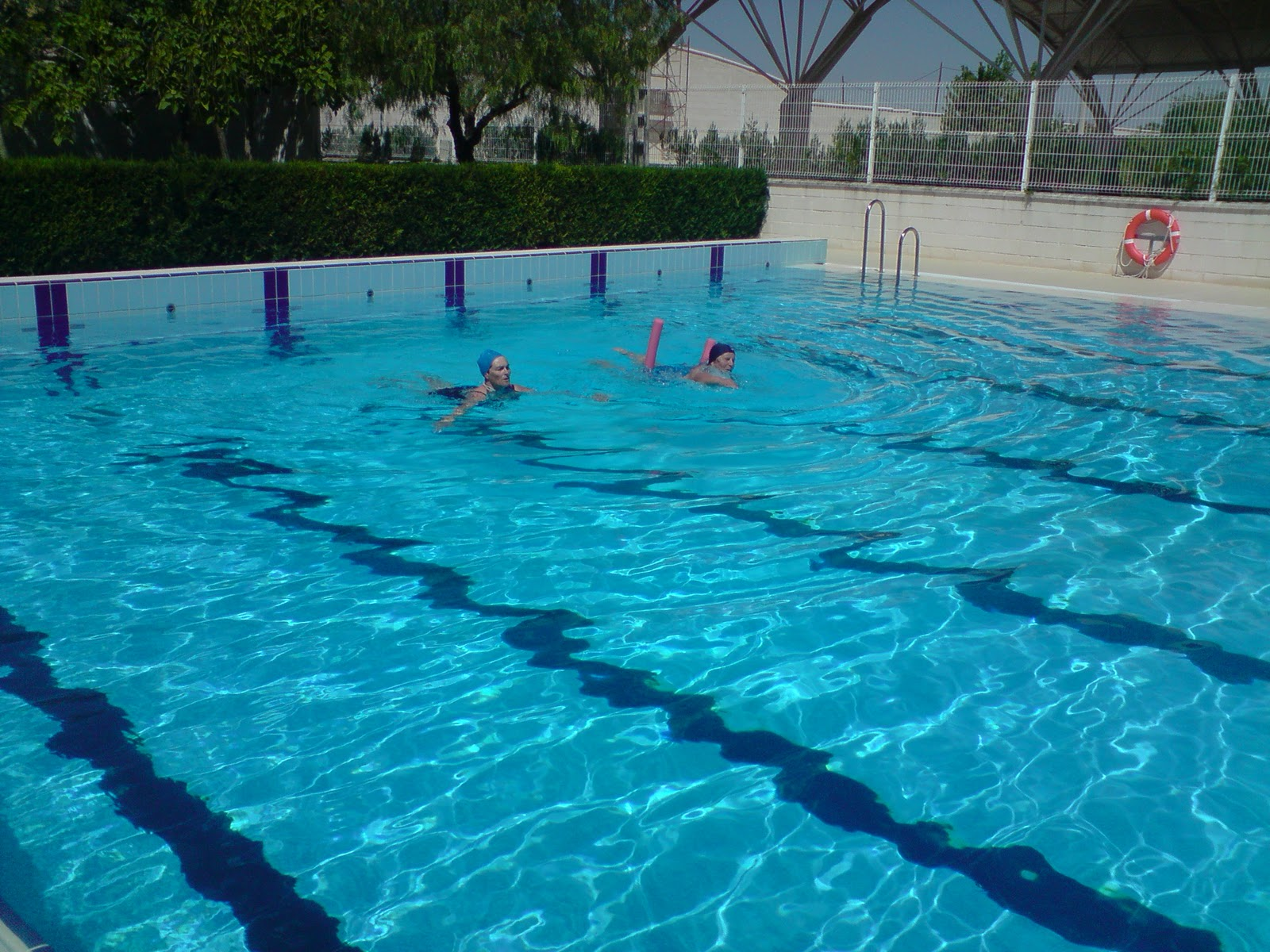 E l a isla redonda la ace uela piscina municipal - Piscinas 7 islas ...