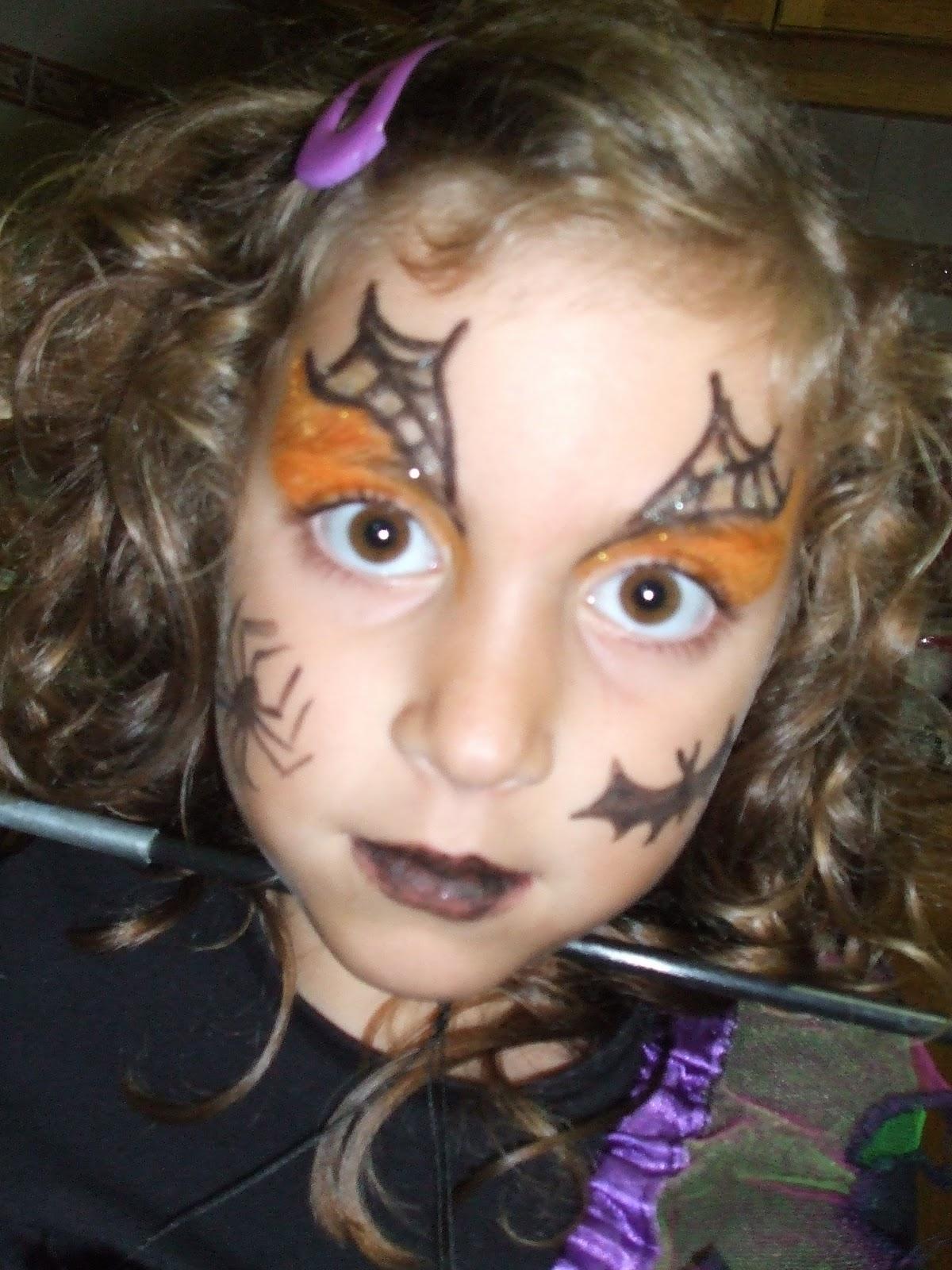 Artimanhas da carla novembro 2010 - Pinturas para halloween ...