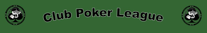 Club Poker League