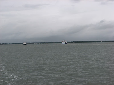 Ferries to Saaremaa