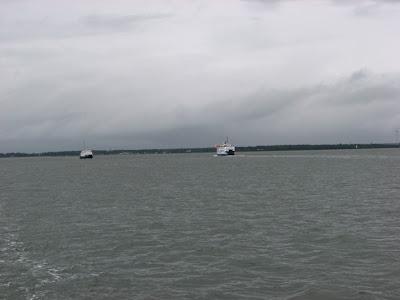 Ferries to Saaremaa