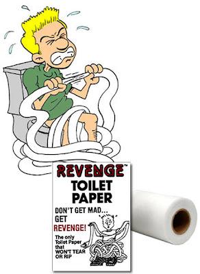 Revenge Toilet Paper