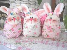 De søteste kaninene jeg har sett !