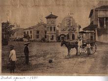 Dutch Square, Melaka (1650's)