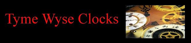 TYME WYSE CLOCKS