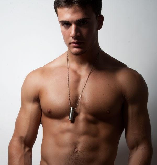 Brief Encounters: Model Adam Ayash for UnderGear   THE MAN