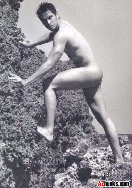 Alfred nude pic vargas