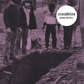 Crocodiles Sleep Forever coverart hi res Crocodiles   Sleep Forever (2010)