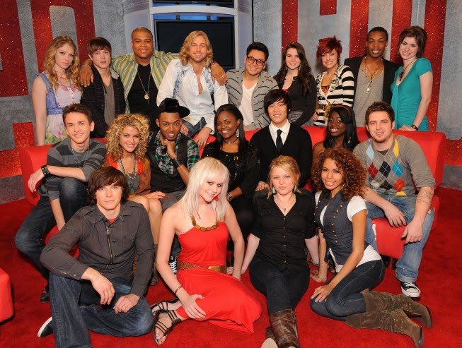 american idol contestants season 8. Top 20 of Season 8