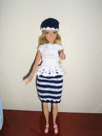 Barbie bem discreta