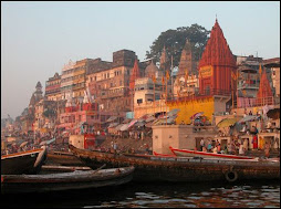 Varanasi India {Benares today}