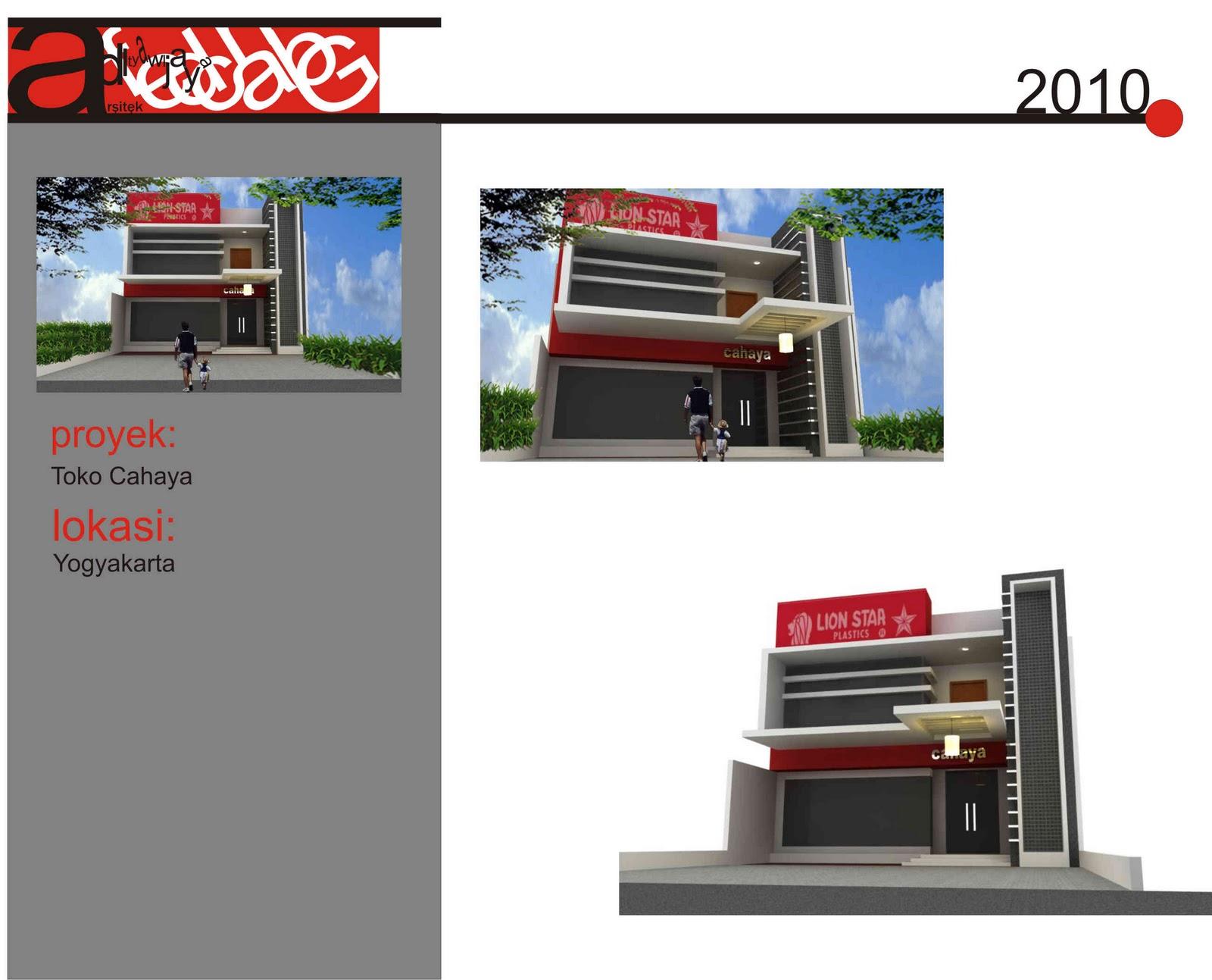 Klinik Arsitektur Ragama Style Art Deco Classic Country Contemporary Ethnic