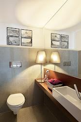 casa de banho -projecto ameada da foz