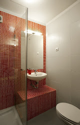 casa de banho - projecto ameada da foz