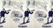 SNURFER - El invento que revolucionó la industria de la nieve.