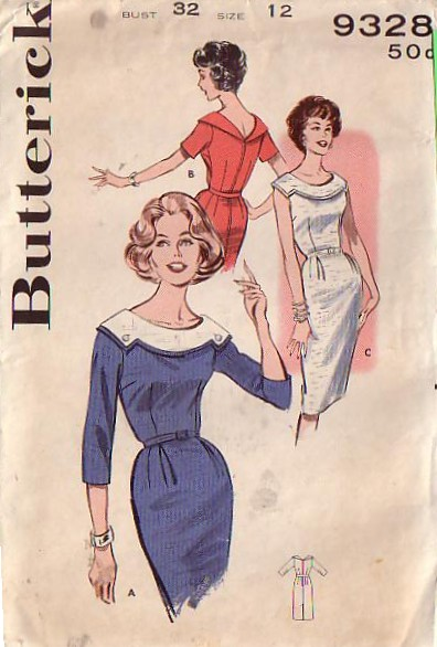 Sew Vintage Patterns (If You Can\'t Find It, Make It!)