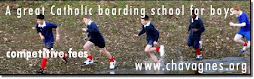 Chavagnes: Catholic boarding education for boys