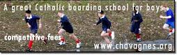 Chavagnes: Catholic boarding education for boys
