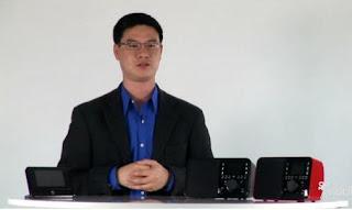 SB Touch and Radio presentation
