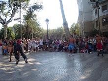 La calle baila