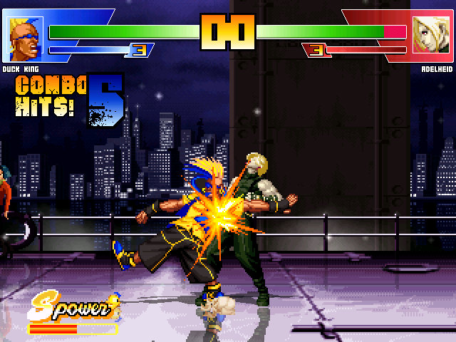 king of fighters mugen wiki