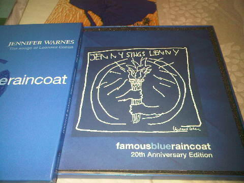 Always Home and Uncool.: Famous Blue Raincoat