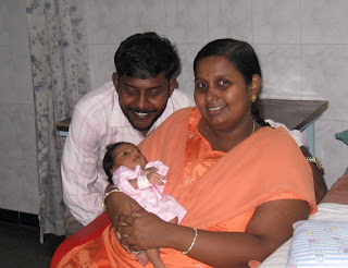 Sureshkumar-Menaka, happy parenting