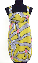 A 1124, Printed top (yellow)
