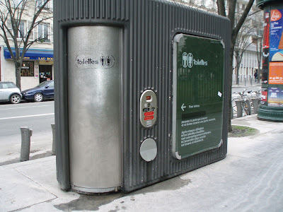 Toilettes publiques paris – Emploi entretien bâtiment polyvalent