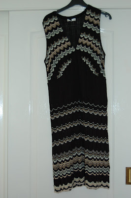 crocheted dress topshop clothes swap