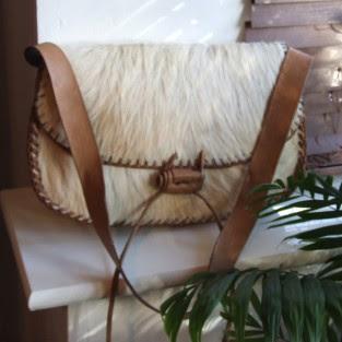 goatskin bag