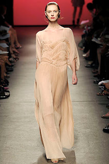 thakoon nude dress ss09