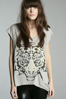 truly madly deeply tiger flight Tee