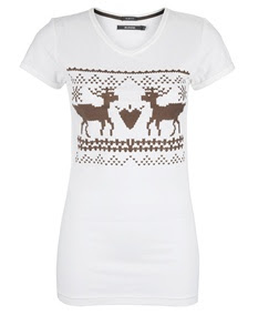 reindeer tshirt