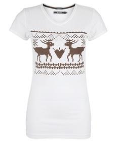 reindeer tshirt
