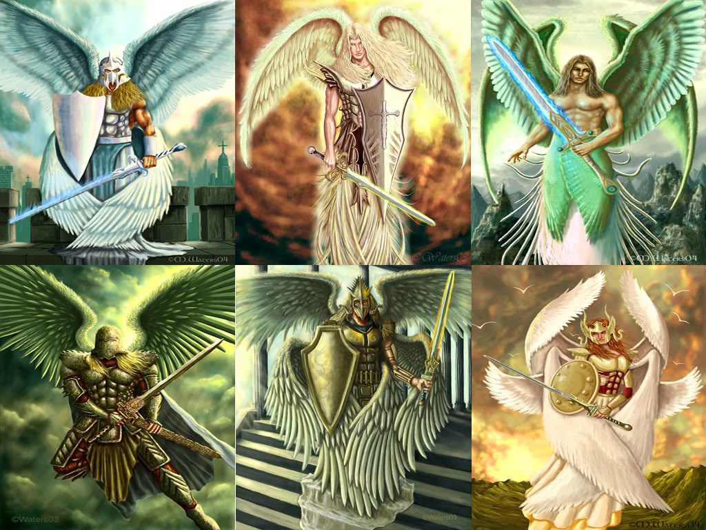 The Bible Of Mysteries: What Are Archangels?
