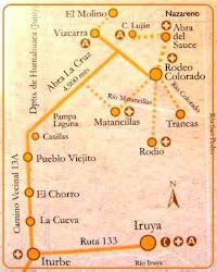 CIRCUITO DE ITUYA