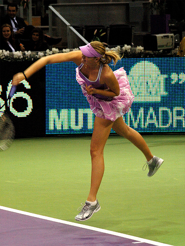 maria sharapova tennis shoes. Tennis, anyone?