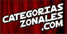 CATEGORIAS ZONALEZ
