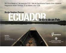 """Exposición de fotografía """"Ecuador: Retrato de un país"""""""