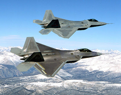 001 F-22 Raptor wallpapers