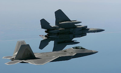 005 F-22 Raptor wallpapers
