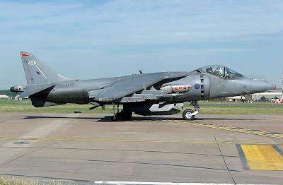 Harrier Jump Jet Wallpapers
