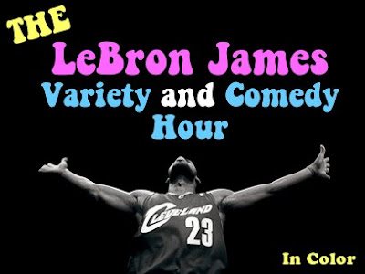 funny LeBron James