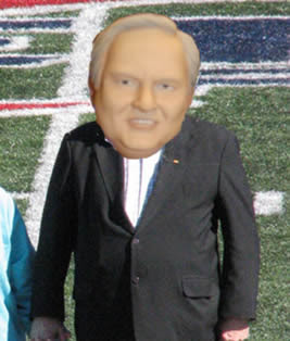 Jerry Fallwell mascot